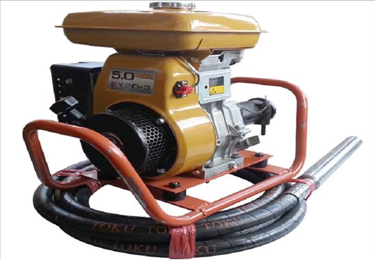 vibrator-engine-driven